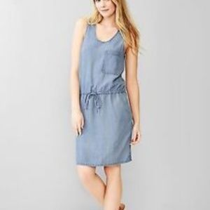 Gap Chambray Sundress